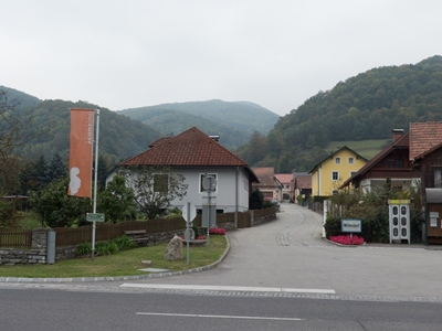 Willendorf-village