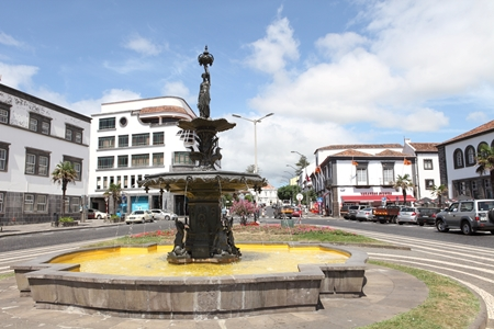 Vasco da Gama square